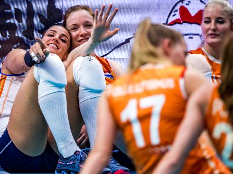 Volleybalsters maken furore in Japan: 'Sprietje van toen is nu wereldtopper'