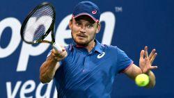 """Goffin treft ex-winnaar in achtste finales op US Open: """"Ik heb de wapens om Cilic te verslaan"""""""