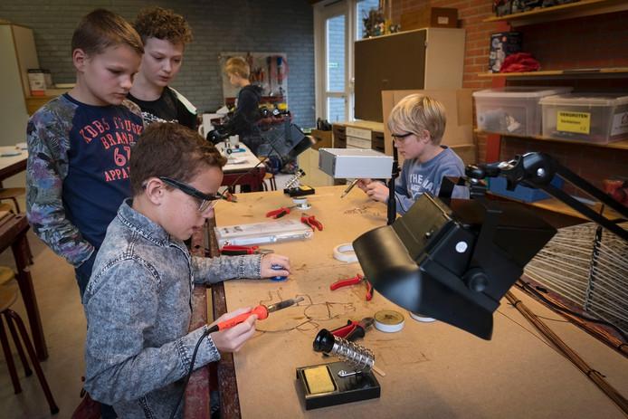 Tech Lab Beuningen moet het techniekcentrum worden.