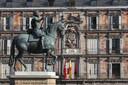 Madrid, Plaza Mayor als draaipunt van de stad