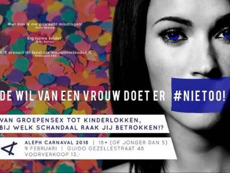 'Eindhovens dispuut Studenten Corps geschorst vanwege feest met vrouwonvriendelijk thema'