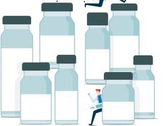 De wereldwijde race naar het coronavaccin (deel 1): de kansen van de acht koplopers op een rij