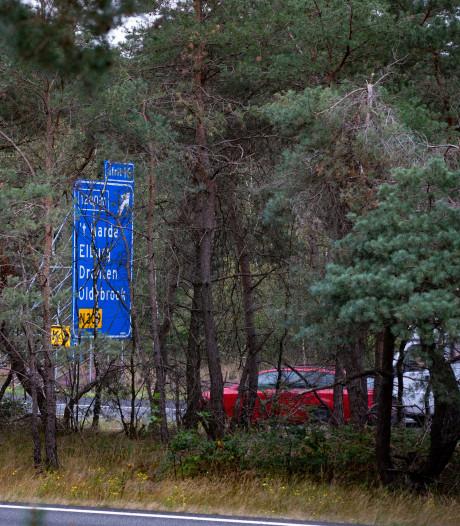 Uitstel van bomenkap voor brandsingel langs A28 'hoeft geen probleem te zijn'