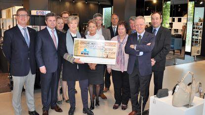 Privéconcert levert 1.700 euro op voor goede doelen