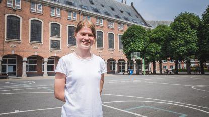 Silke (17) mag als enige Belg op zomerkamp naar CERN