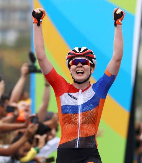 Van der Breggen kondigt afscheid al aan: 'De olympische tijdrit is nu het grote doel'