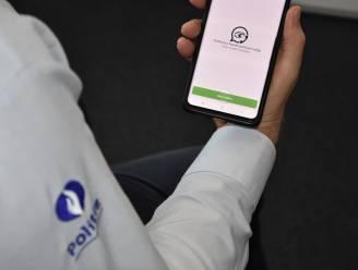 Primeur: politie Westkust meldt verdachte zaken via gratis app Buurtpreventie24, en dat kan je ook zelf doen