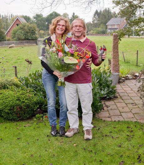 Beste buren uit Wierden en Hellendoorn vallen in de prijzen