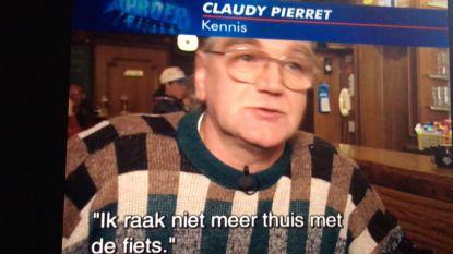 """""""Claudy Pierret was getuige in opsporingsprogramma van eigen slachtoffer"""""""