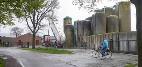 Boekel is tegen bouw van loods voor mestverwerking bij varkenshouder