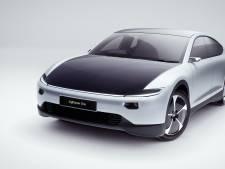 Prototype nieuwe elektrische auto al te zien in MiNC-café Den Bosch