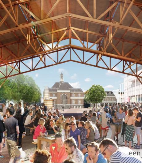 Rotterdams architectenbureau ontwerpt markthallen voor Hengelo en Apeldoorn
