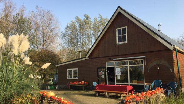 Zorgboerderij De Boterbloem in de Lutkemeerpolder Beeld De Boterbloem