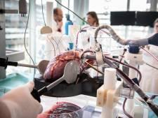 Primeur: eerste hartoperatie uitgevoerd buiten het lichaam