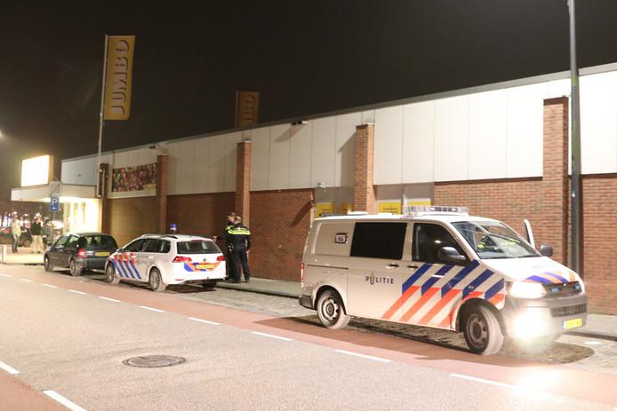 Woensdagavond 8 november vond er een overval plaats op een supermarkt in Emmeloord.