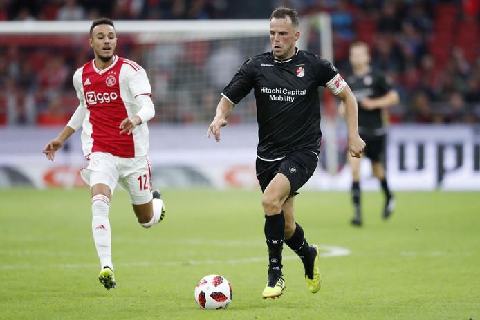 FC Emmen-aanvoerder Anco Jansen ontbreekt tegen De Graafschap.