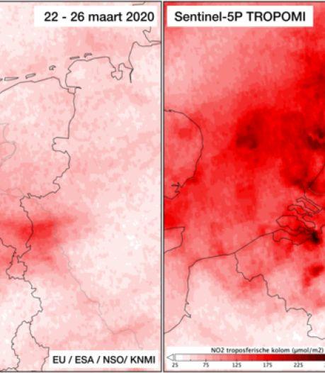 Luchtkwaliteit maar ietsje beter door coronamaatregelen, zegt RIVM