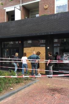 Zeker drie daders bij ramkraak in Oosterhout waarbij dure kleding werd buitgemaakt