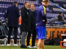 De Graafschap-trainer Snoei geïrriteerd na verloren topper, De Jong blij met zege én koppositie Cambuur