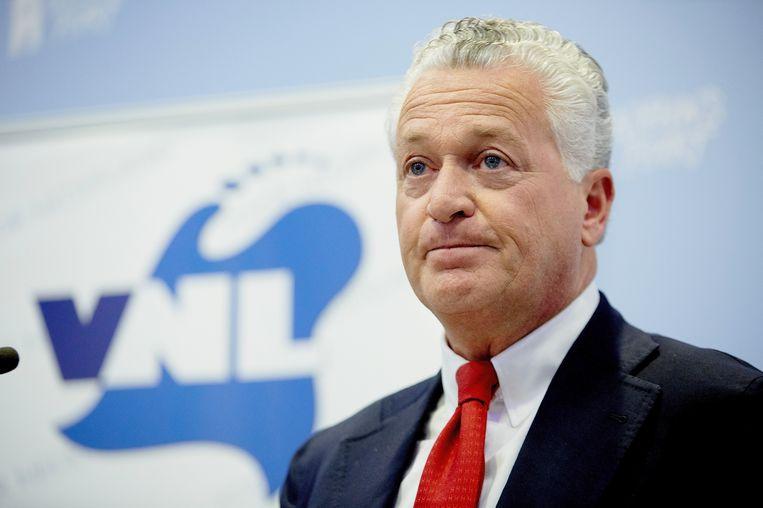 VNL-leider Bram Moszkowicz Beeld anp