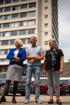 dc3499815100d8 Iconische Arnhemse zusterflat 'hunkerbunker' of 'flat van de blauwe hoeren'  wordt gesloopt