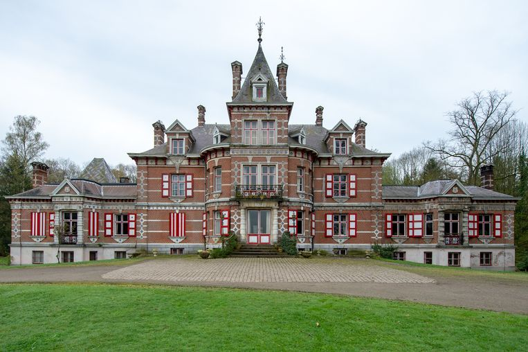 Het kasteel van Hof Ter Laken