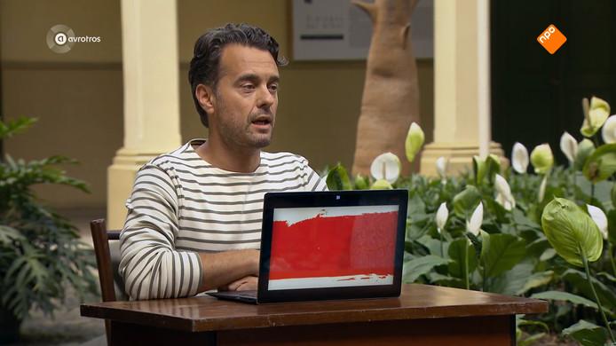 Rik en het rode scherm
