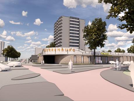 Uitbreiding winkelcentrum Sterrenburg start toch eind van het jaar