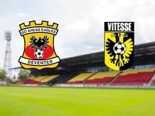 Laatste thuiszege Eagles tegen Vitesse was 37 jaar geleden
