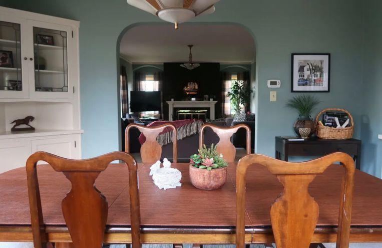 'Twilight'-huis te huur op Airbnb.