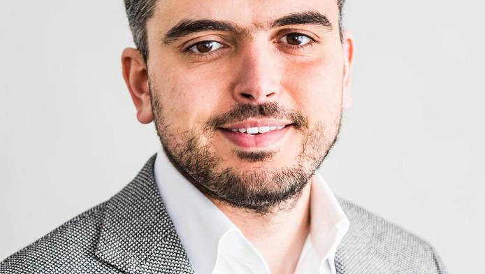 PvdA-fractievoorzitter Sofyan Mbarki