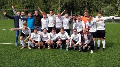 Reserven KVC Haacht voor vierde jaar op rij kampioen