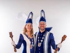 Gravenechtpaar Bekke zwaait de scepter over de Bosdûvelkes uit De Lutte