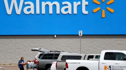 Amerikaanse winkelgigant Walmart plukt de vruchten van hamstergedrag