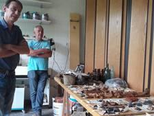 Archeologen zijn verbaasd, Walcheren was in middeleeuwen al dichtbevolkt