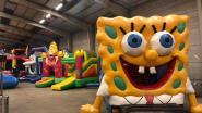 Bedrijfshal wordt omgebouwd tot pop-up speeldorp