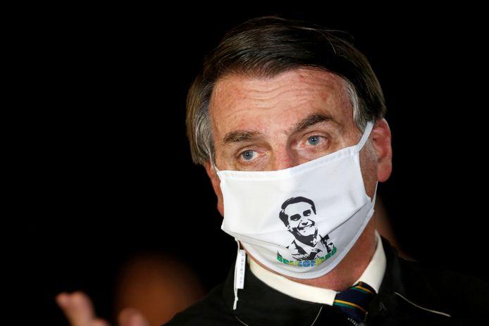 President Jair Bolsonaro.