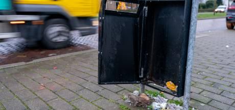 Jaarwisseling: ruim 10 mille schade in gemeente Hellendoorn
