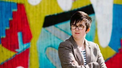 Vrouw (57) opgepakt na moord op Noord-Ierse journaliste