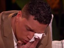 Miljoen kijkers zien 'Beste Zanger' Ruben (21) hele uitzending huilen: 'Kan iemand hem kapotknuffelen?'