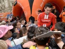 Tour-voorbereiding Dumoulin vol twijfels na opgave in Dauphiné