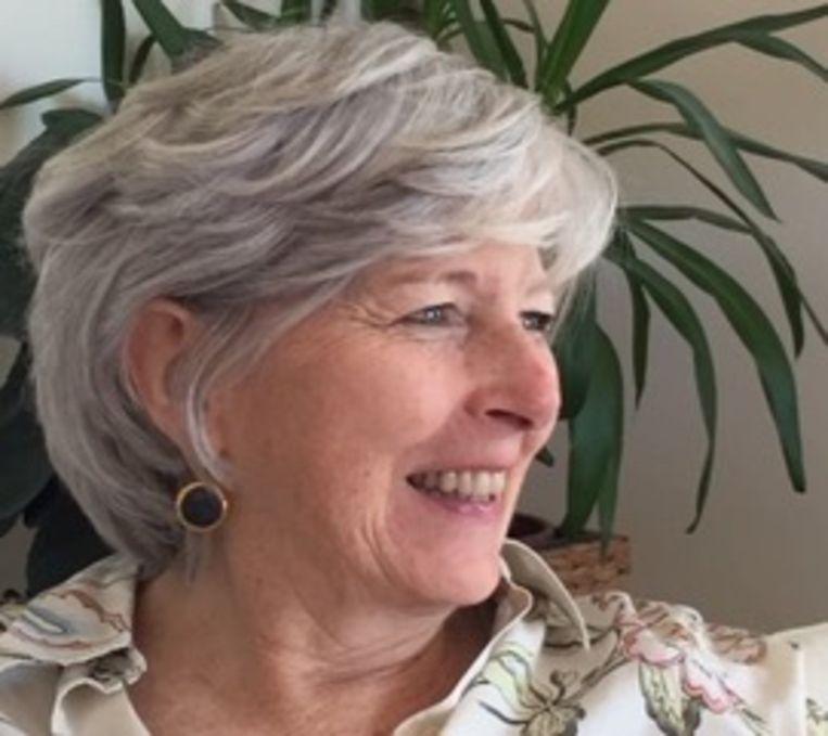 Margaret van Beuningen-McGovern  Beeld
