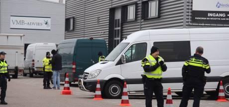 Grote controle op industrieterrein Rosmalen vanwege mogelijke criminele activiteiten: 'Dat baart ons zorgen'