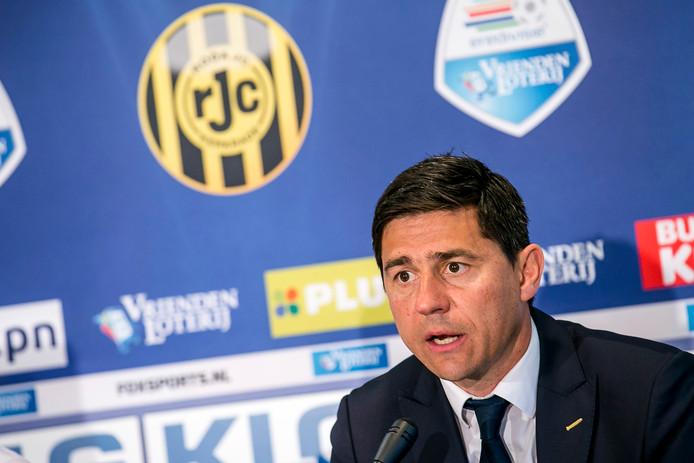 Darije Kalezic was in de seizoenen 13/14 en 14/15 coach van Jong PSV.