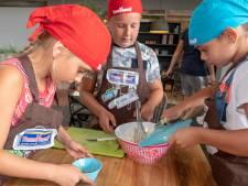 Algenboter en kapiteinsbrood op het Lekker Zeeuws Kindermenu