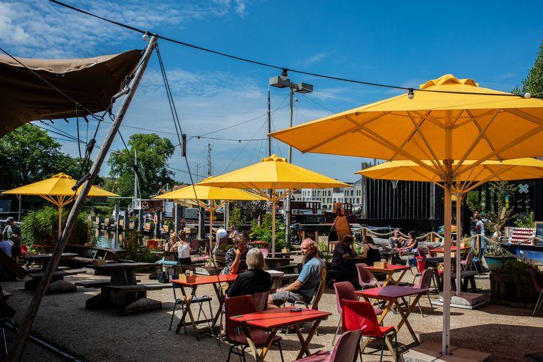 Café de Ceuvel Beeld Nosh Neneh