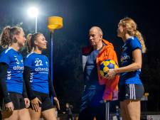 Korfbalcoach Ron Steenbergen wil na zes jaar Oost-Arnhem iets anders en vertrekt