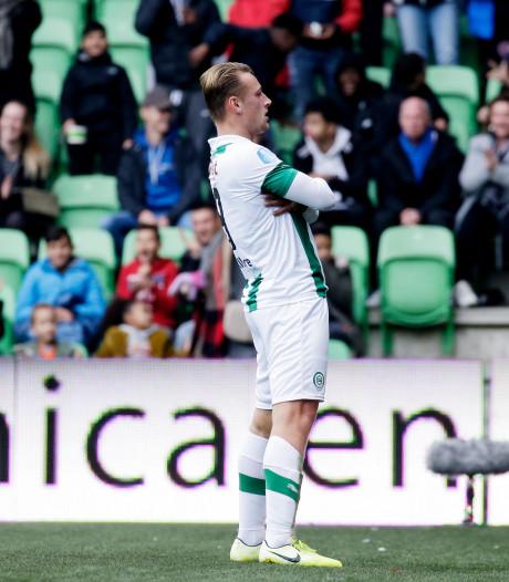 Sierhuis schudt FC Groningen wakker tegen Sparta