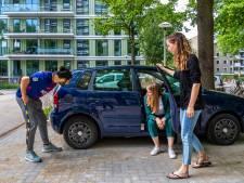 Geruzie om gratis parkeerplek in Utrechtse wijk loopt uit de hand: bekraste auto's en bedreiging