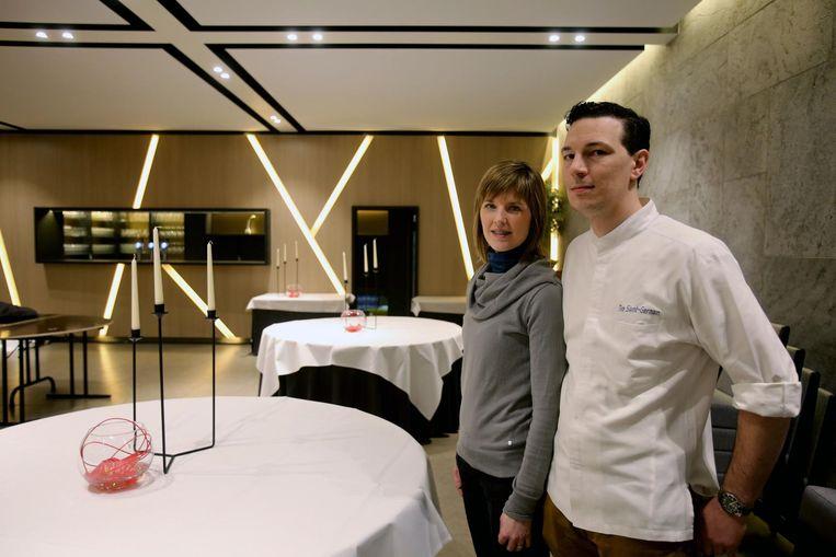 Tim Saint Germain en echtgenote Eline namen in 2014 de Salons over.